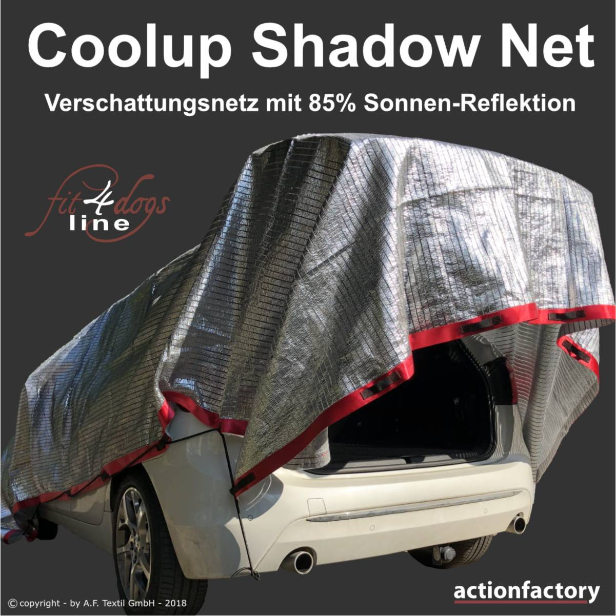 coolup shadow net header