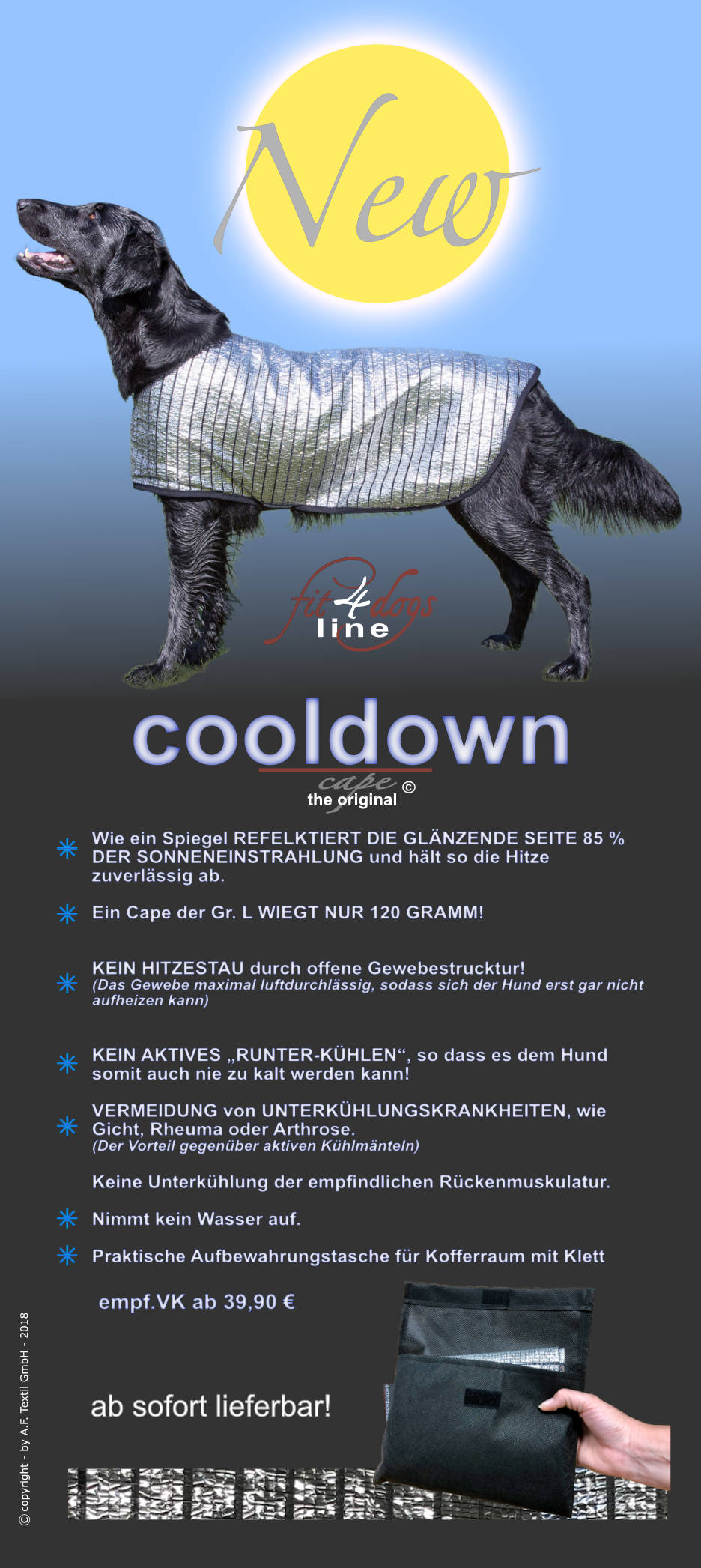 cooldwn cape newsletter Handel